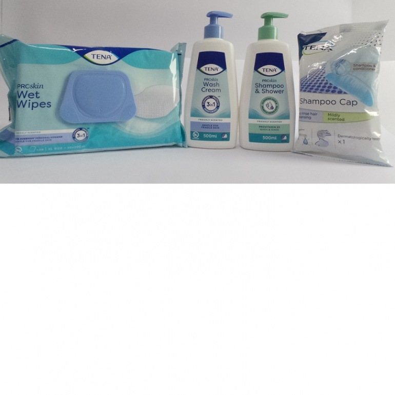 Tena Skin care Bundle 1