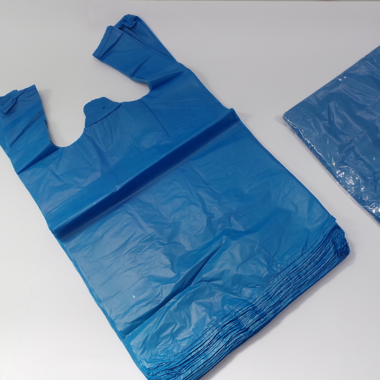 Incodirect Large Blue Hygiene Disposal Bags