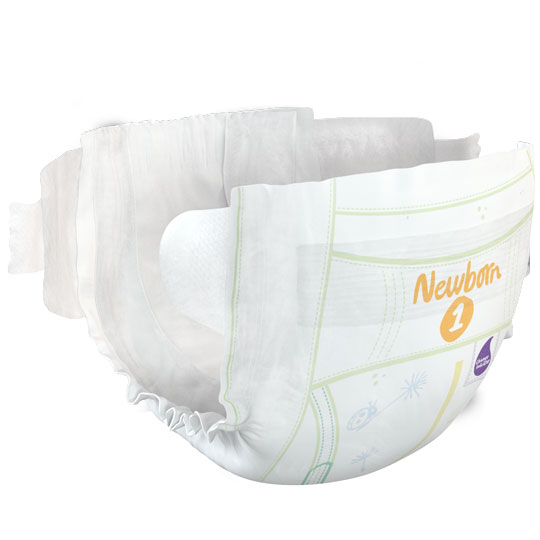 Libero Newborn 1 Baby Nappies
