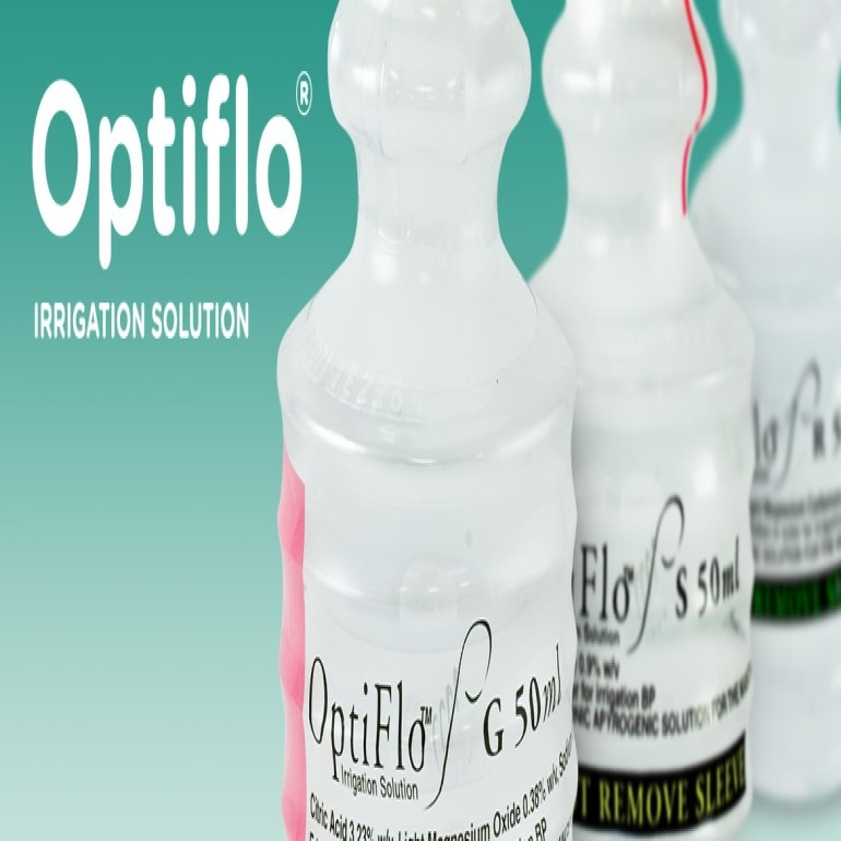 OPTIFLO® IRRIGATION SOLUTION
