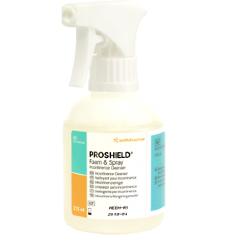 Proshield Foam & Spray Skin Cleanser