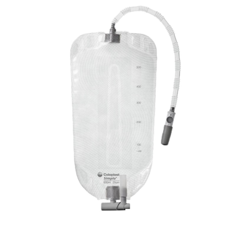 Simpla® Plus leg bag sterile