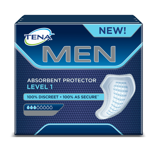 TENA Men Protector Pad Level 1