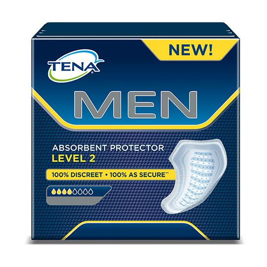 TENA Men Protector Pad Level 2