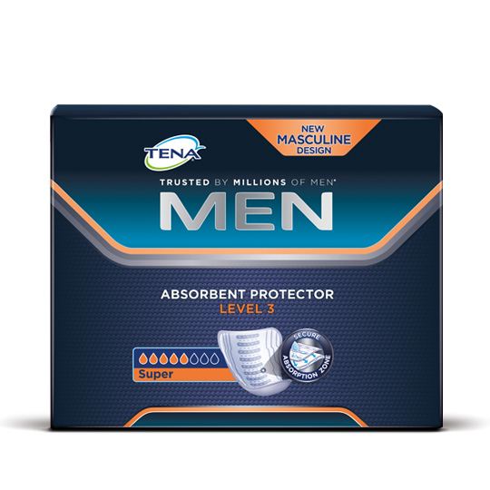 TENA Men Protector Pad Level 3