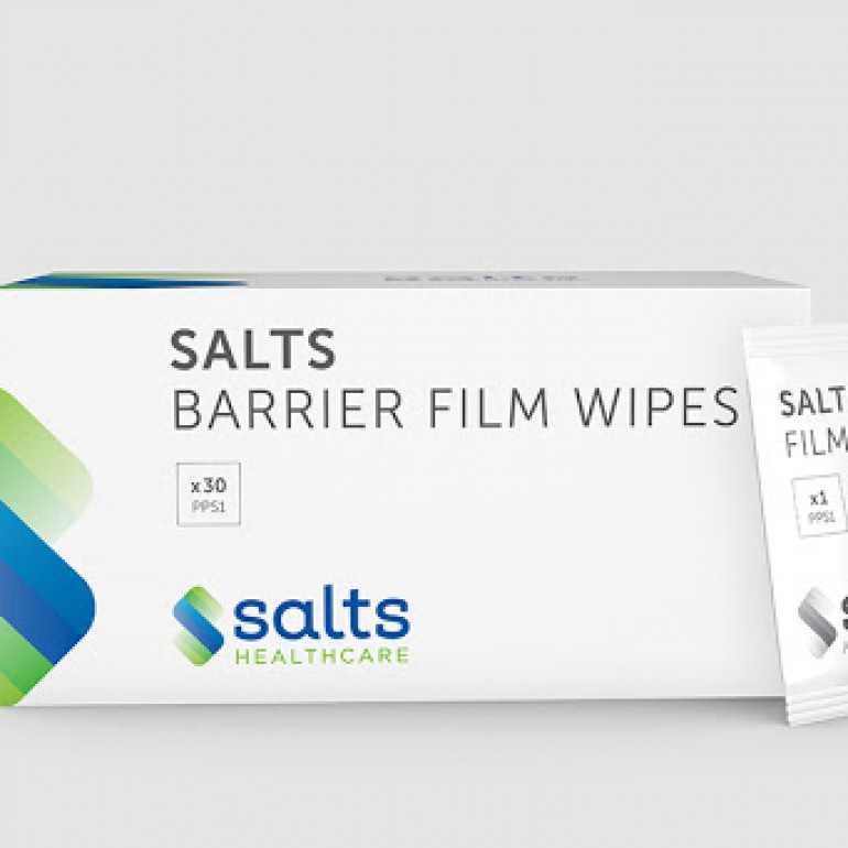 Salts Barrier Film